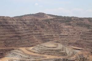 Las minas de Los Filos y el Bermejal en Guerrero. Foto: Cuartoscuro